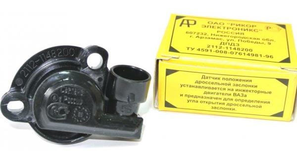 Датчики системы впрыска: ДПДЗ, датчик фаз, скорости и детонации