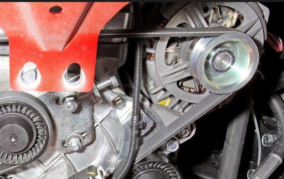 Разборка и ремонт генератора Chevrolet Niva