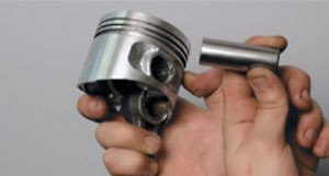 Сборка двигателя Chevrolet Niva
