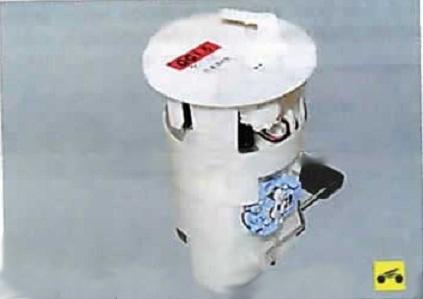 Ремонт модуля топливного насоса на Nissan Almera Classic
