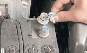 Снятие и установка держателя подрулевых переключателей и контактного кольца подушки безопасности водителя Nissan Qashqai 2007 — 2013