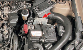 Описание системы управления двигателем Nissan Qashqai 2007 — 2013