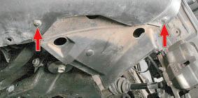 Снятие и установка переднего бампера в автомобиле Nissan Qashqai 2007 — 2013
