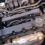 Замена прокладки клапанной крышки Шевроле Лачетти — 1.4 и 1.6