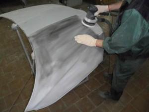 Покраска капота автомобиля своими руками: подробная инструкция и тонкости работы