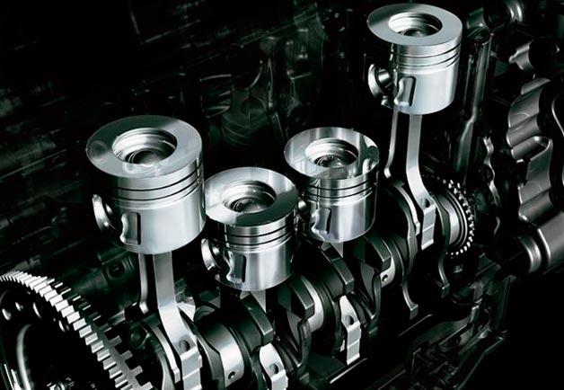 Как работает поршневой двигатель внутреннего сгорания?