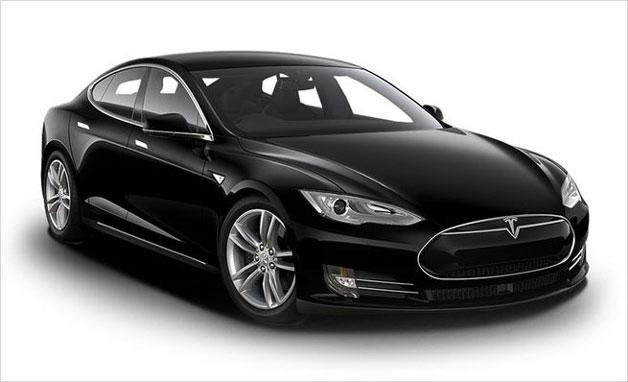 Машина Тесла от компании «Tesla Motors»