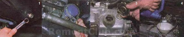 2114 замена масла двигателя своими руками