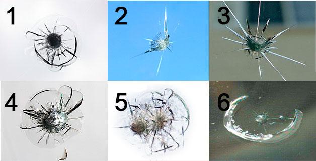 Простой ремонт сколов и трещин на лобовом стекле