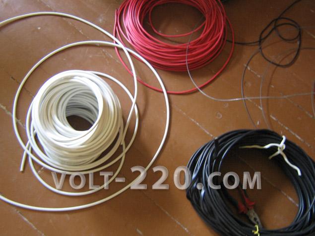 Прокладка проводки в квартире