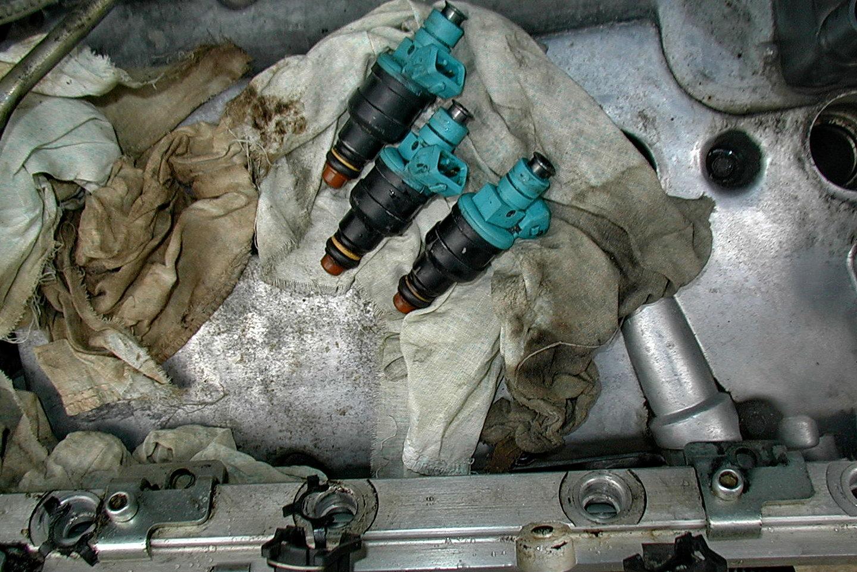Как снять форсунки своими руками на ваз 2112 16 клапанов