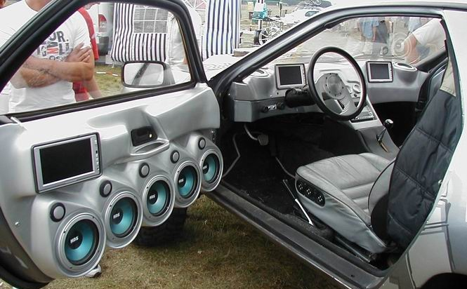 Тюнинг ВАЗ 2109 - Все о тюнинге автомобилей ВАЗ 2109 Лада