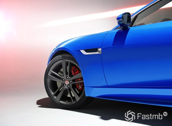 Обновленный дизайн Jaguar F-Type: описание, цена