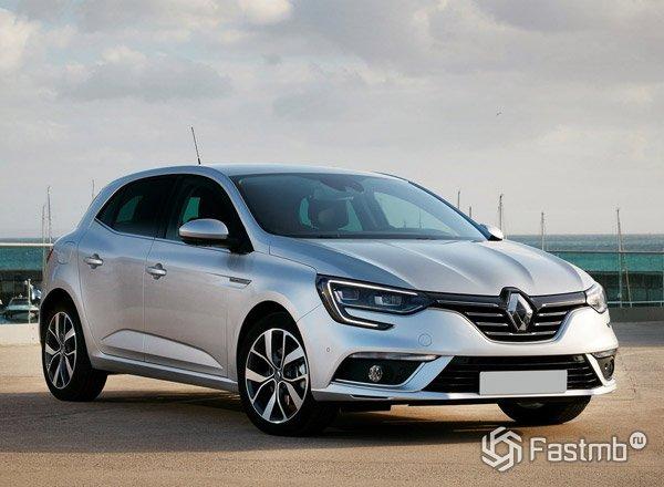 Новый Renault Megane: комплектации, стоимость