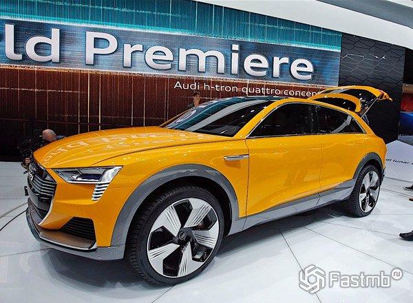 Представили Audi на водороде: описание, фотографии