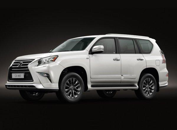 В России стартовал прием заказов на новый Lexus