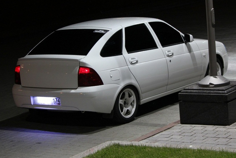 Обзор автомобиля Лада Приора