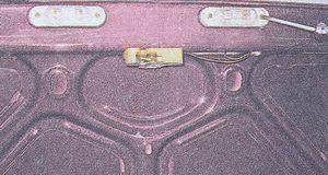 снятие фонаря освещения заднего номерного знака, замена лампы автомобиль ваз 2107