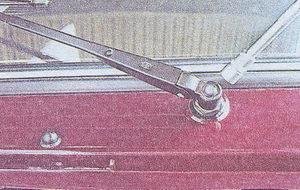 снятие и установка мотор редуктора стеклоочистителя ветрового стекла — автомобиль ваз 2107
