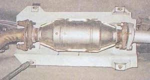 карданный вал автомобиля ваз 2107 снятие и установка