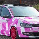Покраска авто в камуфляж