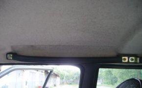 Антикоррозийная обработка крыши автомобиля ВАЗ 2115