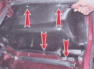 Бензобак автомобиля ваз 2107 — снятие и установка