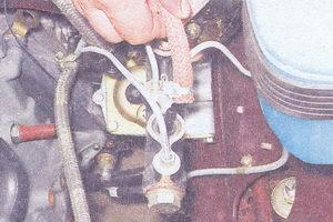 снятие и установка главного тормозного цилиндра автомобиля ваз 2107