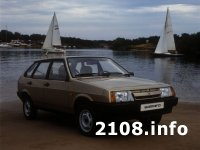 История ВАЗ 2109 Самара