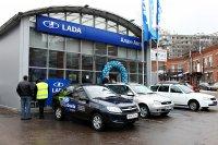 Первый официальный тест-драйв Лада Гранта в Москве