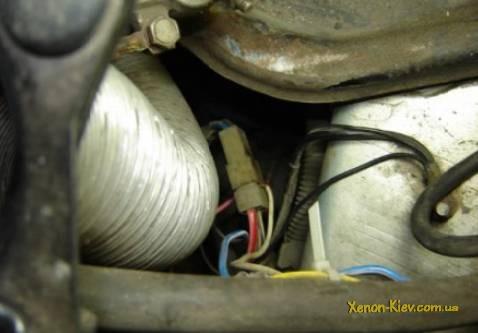 Как сделать принудительное включения вентилятора на ваз 2112