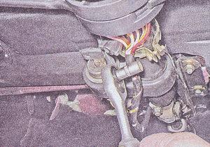 Снятие и установка подрулевых переключателей автомобиля ваз 2107