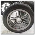 Ставим колесные диски R14 и R15