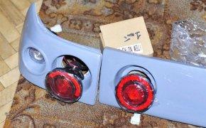Установка круглых задних фар на автомобиле ВАЗ 2112, ВАЗ 2111, ВАЗ 2110