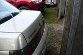 Установка парктроника (передний и задний бампер)