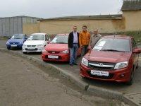 В Курске состоялась эксклюзивная презентация Lada Granta Sport
